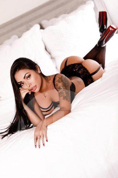 Nikki High Class Escort London Slim