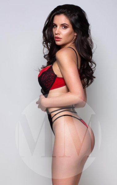 Leah Brunette London Escort